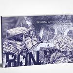 Belgian Artists on Paper : THE BLUE EDITION