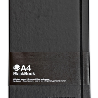 MTN Blackbook A4 Vertical