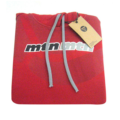 MTN HOODIES RED